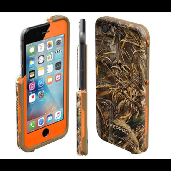 newest 9ff37 d89ff Camo Lifeproof case iPhone 6 NWT